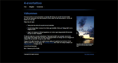 Preview of 4-evertattoo.se